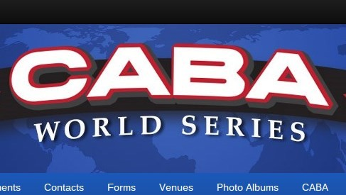 Check out one of the best tournaments in the country... CABA World Series!